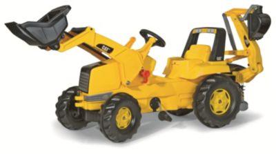 CAT® Backhoe Loader Ride-On Toy