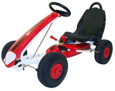 Kiddi-O® Aero Pedal Car Ride-On Toy
