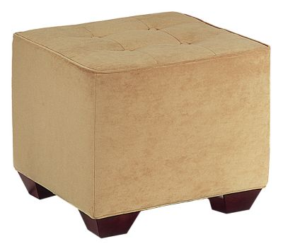 1042 Style Cube Ottoman