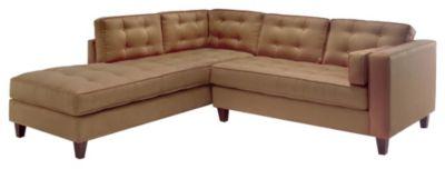 Smithe Left Bumper Sofa