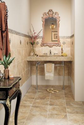 Salerno™ Glazed Ceramic Tile