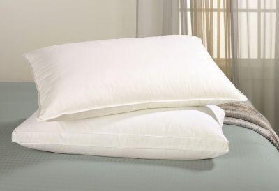 Cambric Down Pillow - Medium Density
