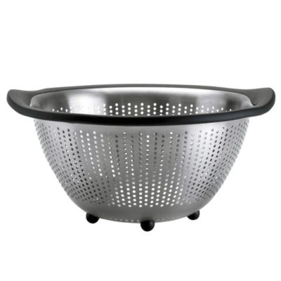 Good Grips 5 Quart Stainless Steel Colander
