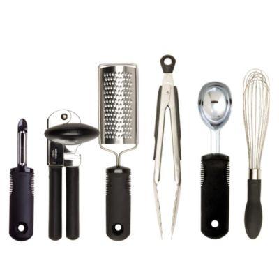 Good Grips 6-Piece Kitchen Essentials Set
