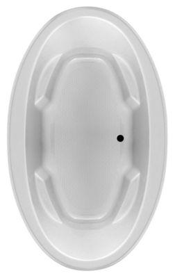 Classic Lopez Oval Soaker Tub