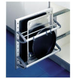 Pull-Out Organizer System - Silver