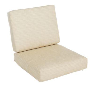 Cast Aluminum Deep Seating Chair Cushion