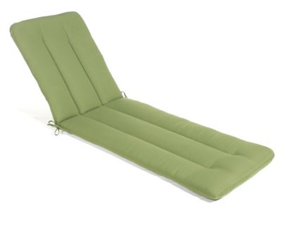 Iron Craft Chaise Cushion