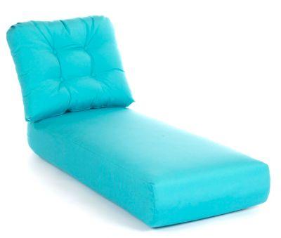 Lloyd Flanders Reflections 2 Piece Chaise Cushion