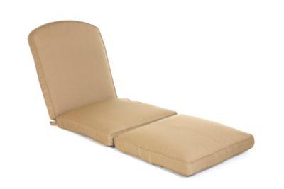 Hanamint Deluxe 2 Piece Chaise Cushion