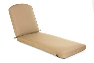 Hanamint Deluxe Chaise Cushion