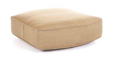 Hanamint Deluxe St. Moritz Ottoman Cushion