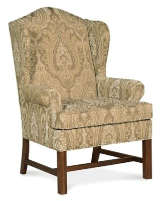 1072 Group Wing Chair