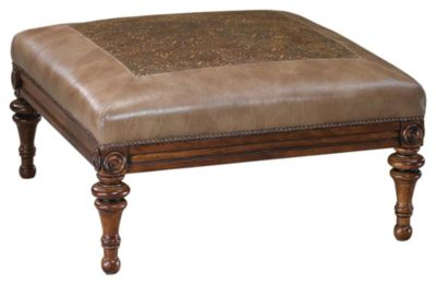 1657 Group Cocktail Ottoman