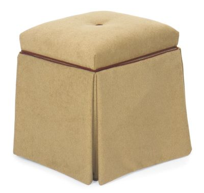 1673 Group Storage Ottoman