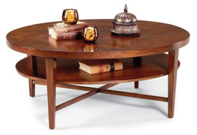 8010 Oval Cocktail Table