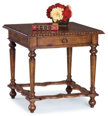 8050 Square End Table