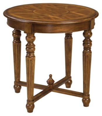 8100 Round Chairside Table