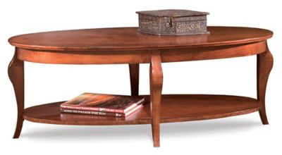 8110 Oval Cocktail Table