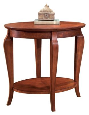 8110 Oval End Table