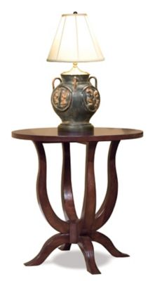 8120 Lamp Table