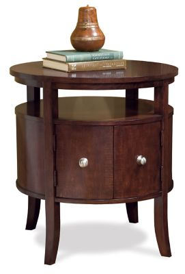 8120 Storage Lamp Table