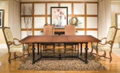 8130 Rectangular Dining Table
