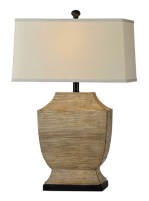 Ace Table Lamp - Beige