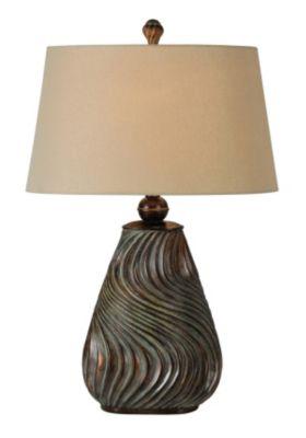 Highland Table Lamp - Bronze Antique