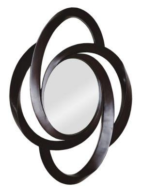 Amir Mirror - Dark Brown