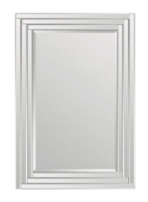 Bryn All Glass Mirror