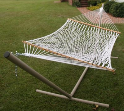 The Original Pawleys Island Large Polyester Rope Hammock