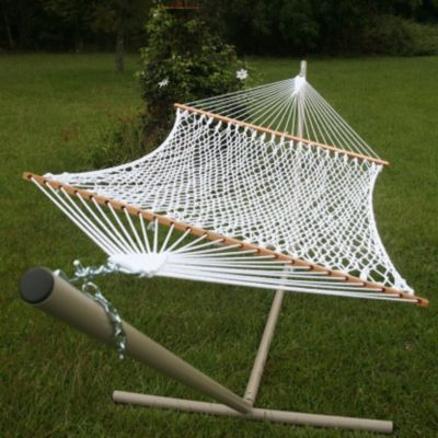 The Original Pawleys Island Deluxe Polyester Rope Hammock