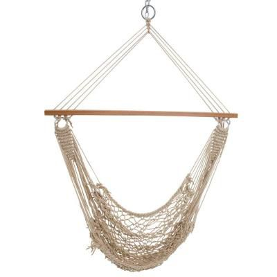 Castaway® Hammocks Single Cotton Rope Swing
