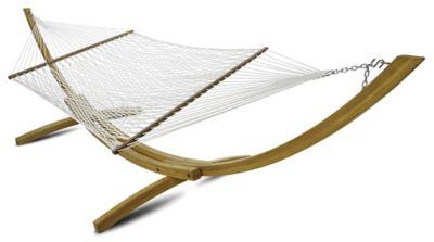 Hatteras Hammocks® Deluxe Polyester Rope Hammock