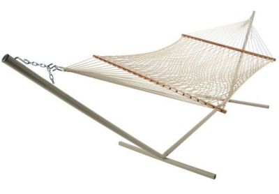 Castaway® Hammocks Deluxe Polyester Rope Hammock