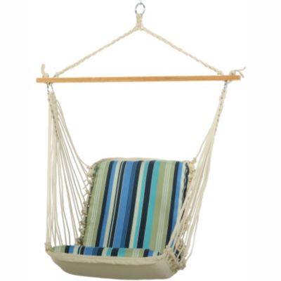 The Original Pawleys Island Cushioned Single Swing