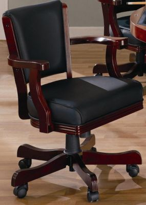 Mitchell Upholstered Game Chair