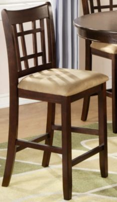 Dining Counter Height Stool - Set of 2
