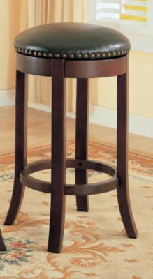 Swivel Upholstered Barstool
