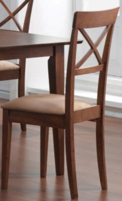 Cross Back Chair - Set of 2