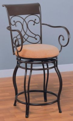Metal Counter Stool