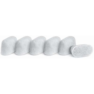 6-Pack K-Cup Machine Replacement Charcoal Filters