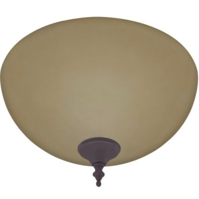 Hunter® Amber Builder Bowl Light Kit