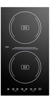 20 in. Built-In Induction Electric Cooktop