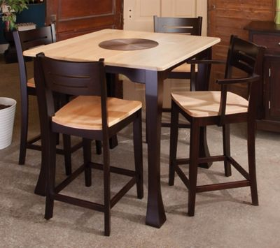Simply Dining Jamestown Square Table