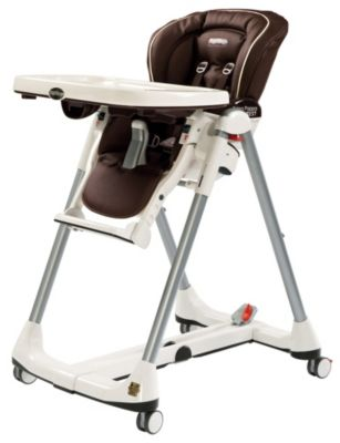 Prima Pappa Best High Chair - Chocolate Brown
