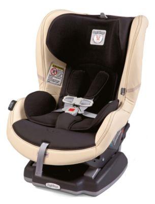Primo Viaggio Side Impact Protection Convertible Car Seat - Cream/Black