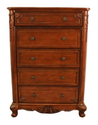 Madaleine Chest - Warm Cherry