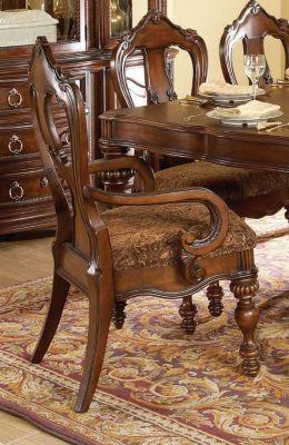 Prenzo Upholstered Arm Chair